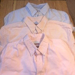 Men's Variety button down shirts EUC